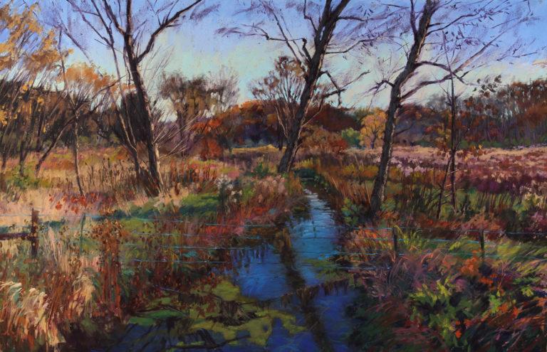 John Ribble Promega Spring Art Show