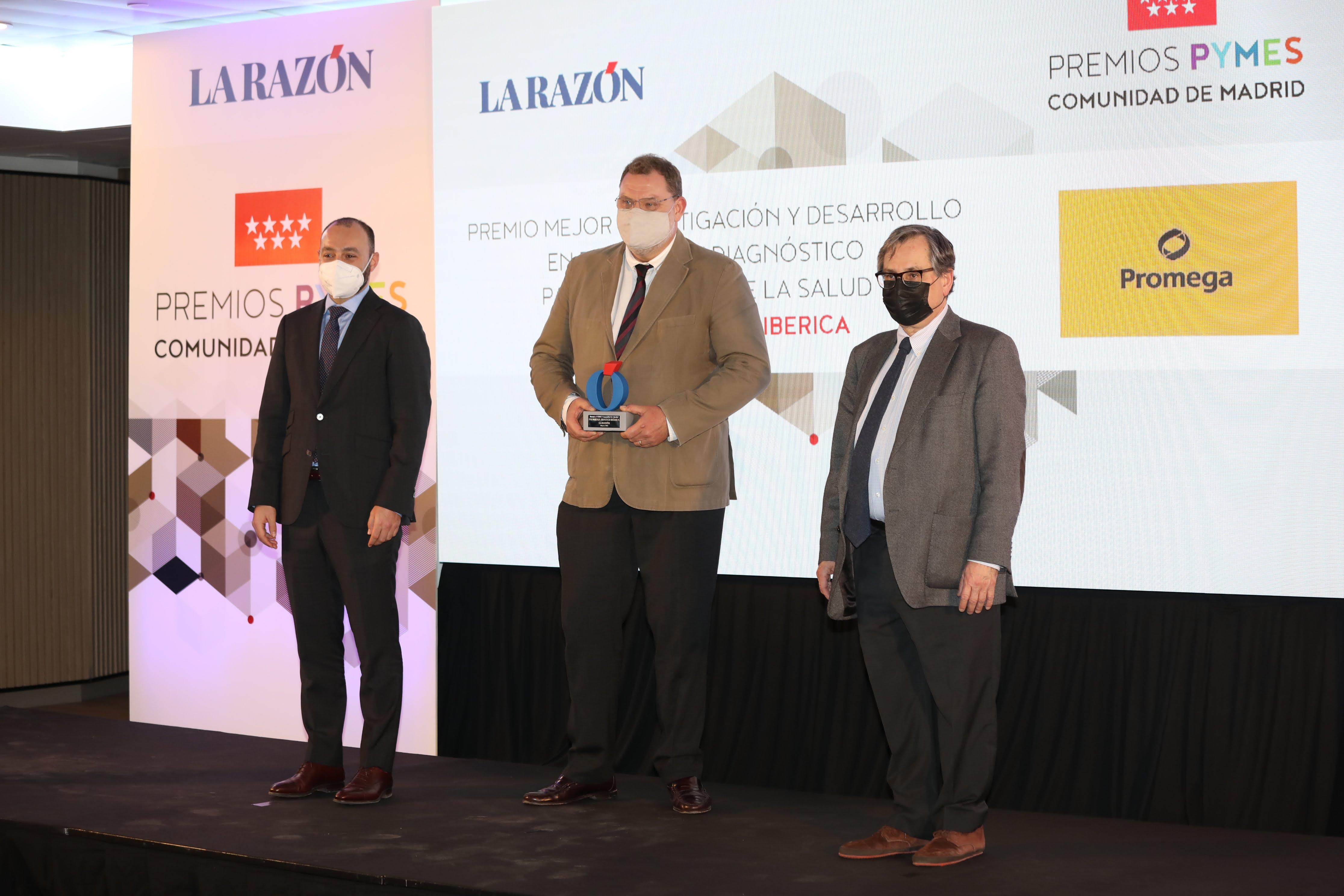 la-razon-award-promega-spain