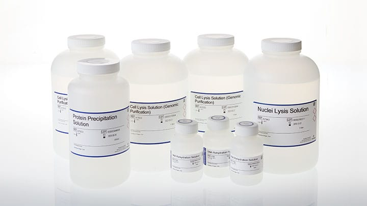 Wizard Genomic DNA Purif Kit 100 10ml isolations