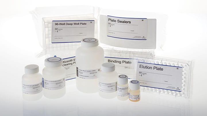 Wizard SV 96 Plasmid DNA Purif System 1 x 96 preps