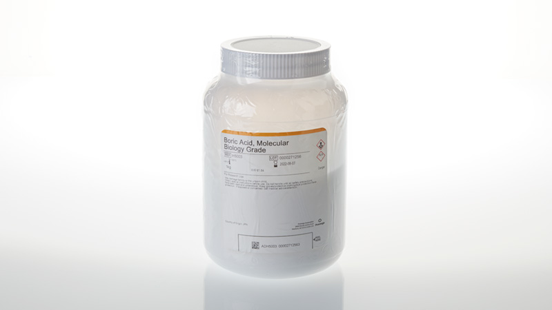 Boric Acid Molecular Biology Grade 1kg