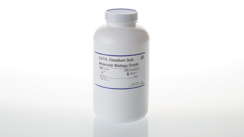 EDTA Disodium Salt Molecular Biology Grade 500g