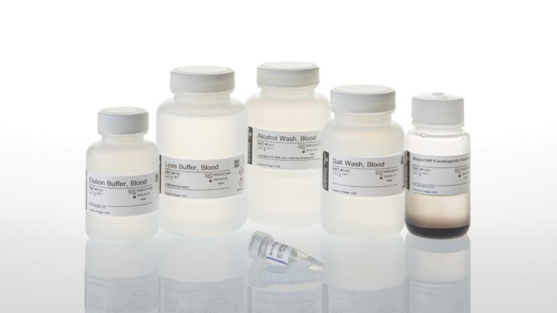 MagneSil Blood Genomic Max Yield System 1 x 96 preps