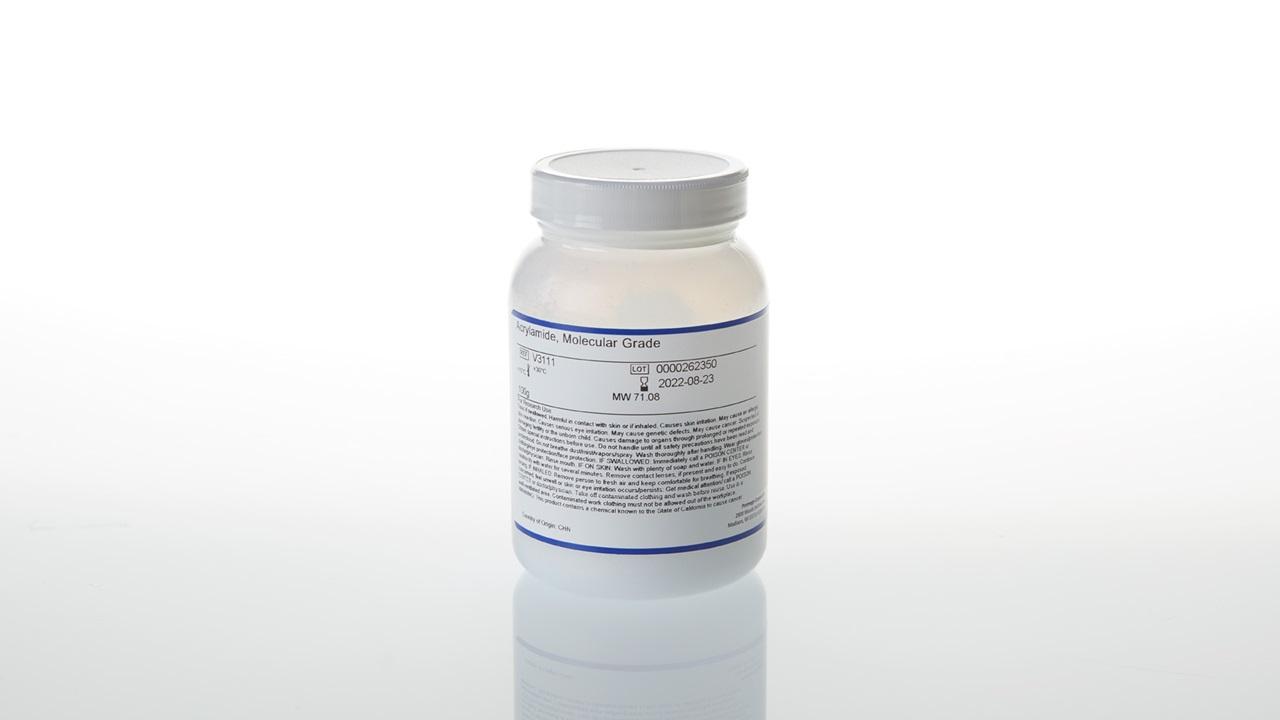 Acrylamide Molecular Grade 100g