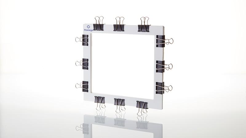 V7120 Promega Gel Drying Kit