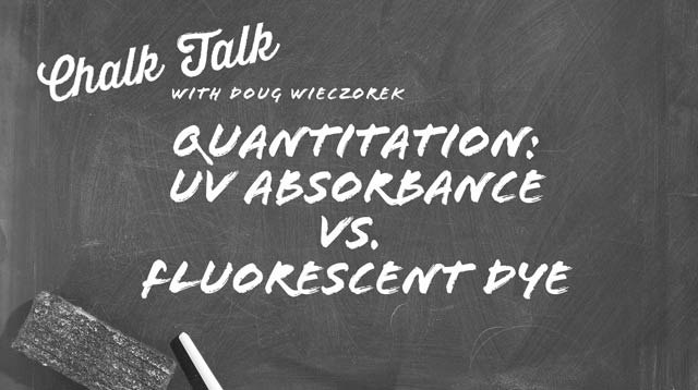 DNA Extraction UV Absorbance vs Fluorescent Dyes