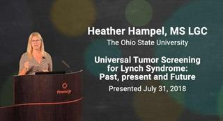 Heather Hampel MSI Presentation