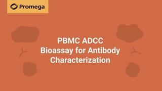 PBMC ADCC Bioassay For Antibody Characterization