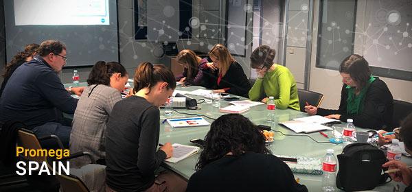 Leadership Training in Spain