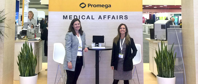 Medical Affairs supports scientific exchange.